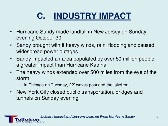 cause and effects of hurricane sandy Did climate change cause hurricane sandy by mark fischetti on october 30, 2012 share on facebook share on twitter share on reddit email print share via so the size of hurricane sandy, or any specific storm, cannot be attributed to climate change that's true.
