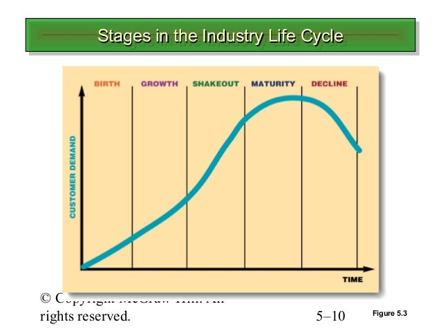 Life cycle of the football industry