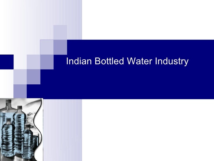 Bottled Water Industry