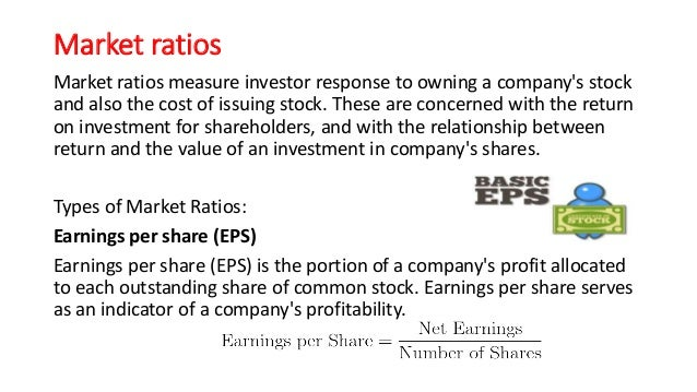 Industry specific ratios and Financial Ratios