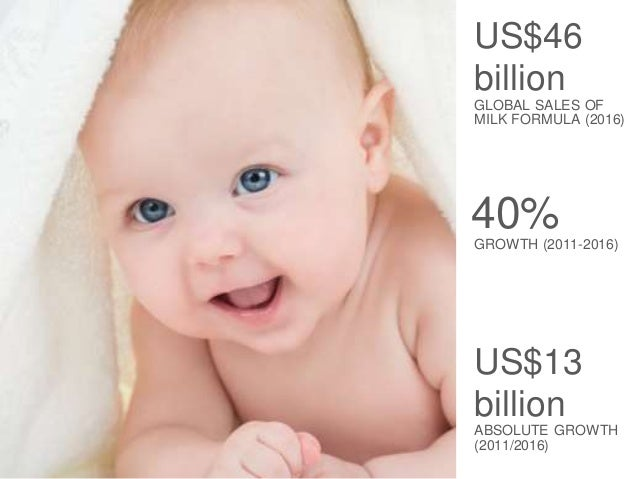 Industry Trends In Infant Feeding
