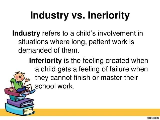 Industry Vs Inferiority Essay Writer