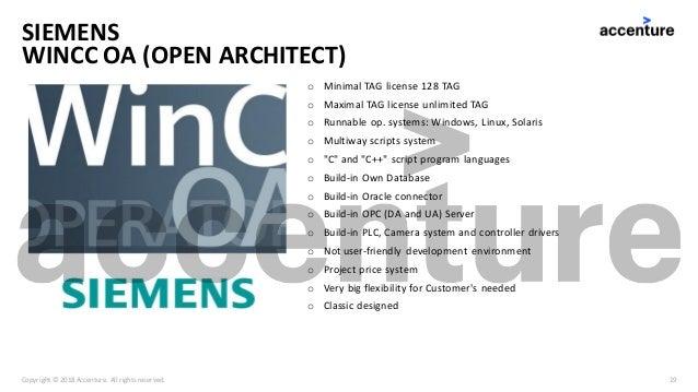 SCADA a gyakorlatban - Accenture Industry X 0 Meetup