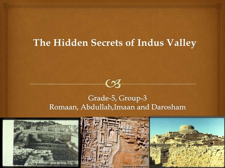 Indus valley civilization essay