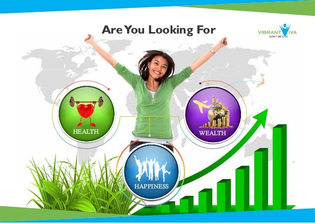 WEALTH HAPPINESS HEALTH AreYou Looking For