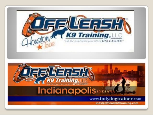 About us: Off-Leash K9 Training Indianapolis The Best Indy Dog Trainer Rachel Lincks is the head trainer for the Indianapo...