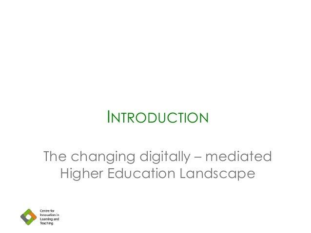 Inequality as higher ed goes online Slide 3