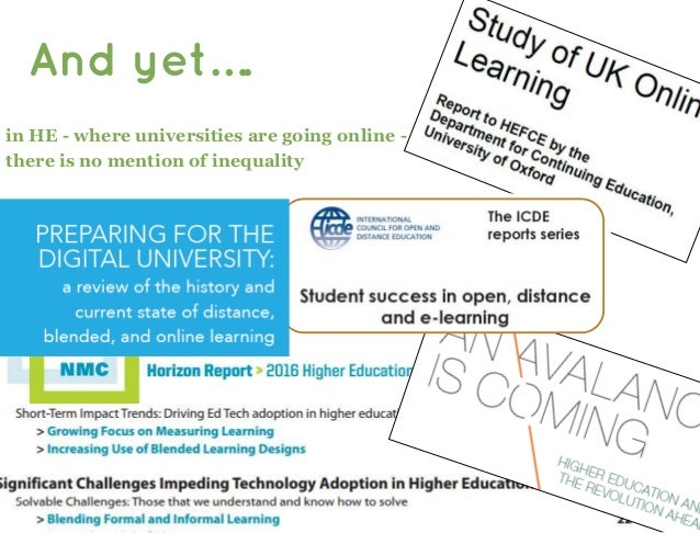 disparity in educational technology advancement in schools of united states