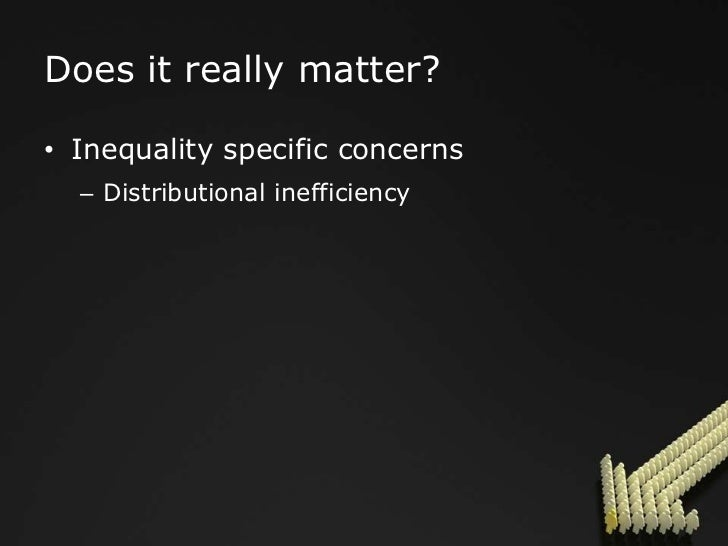 """does inequality matter Is increasing economic inequality a serious problem yes: christopher jencks, from """"does inequality matter"""" daedalus (winter 2002)no: christopher c demuth, from """"the new wealth of nations, """" commentary (october 1997."""