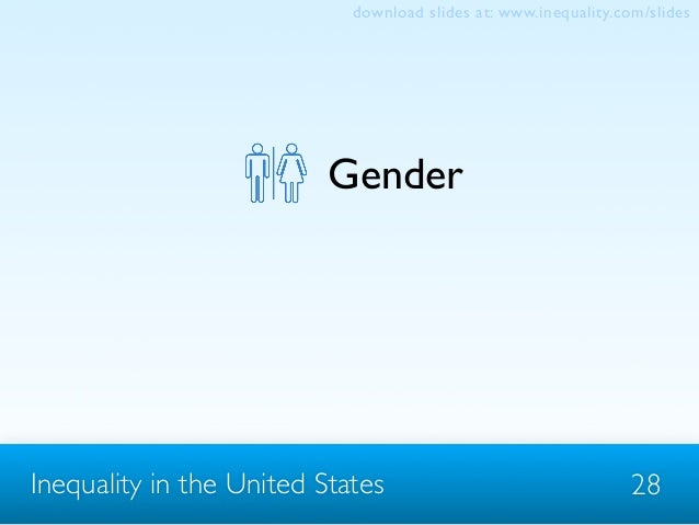 gender inequality united states essay What accounts for this disparity  men dominate athletics in the united states   of many professional women's teams and wonders why this disparity exists,.