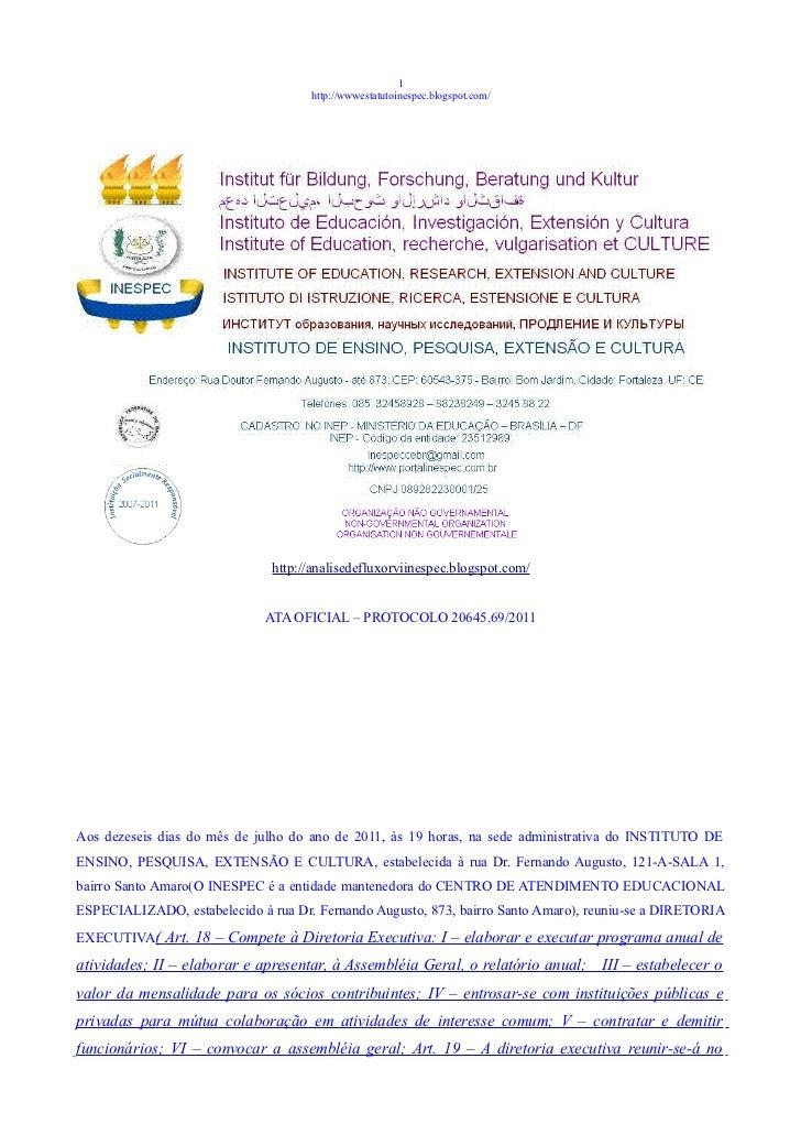 1                                     http://wwwestatutoinespec.blogspot.com/                               http://analise...