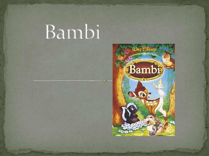Bambi<br />