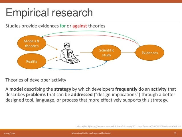 Case Study vs. Descriptive Approach To Research