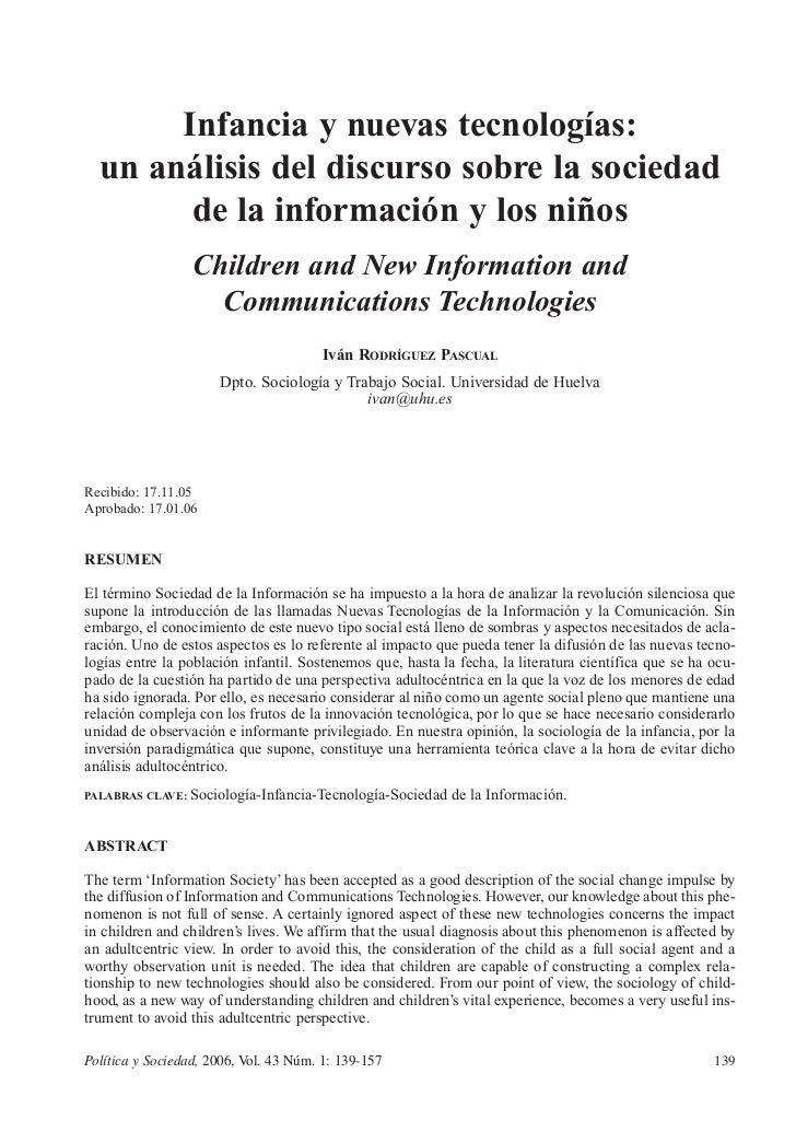 Julio Aramberri                                                                                 Presentación       Infanci...