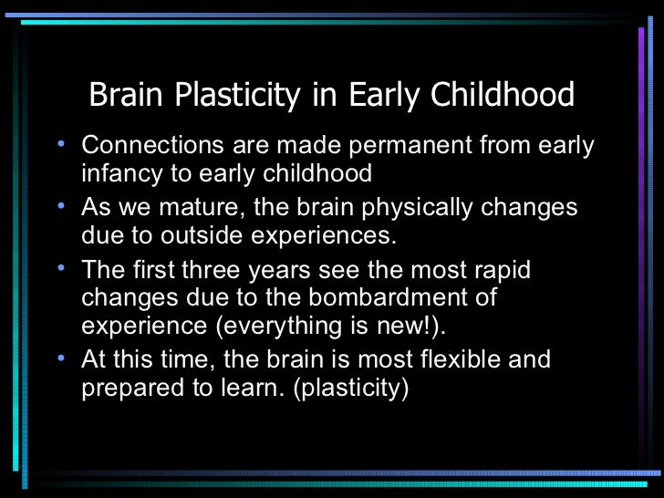Infant Brain Development