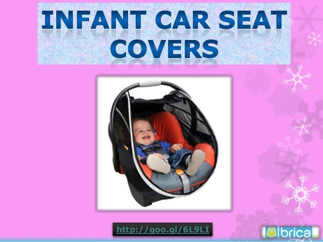 BRICA Infant Comfort Canopy Car Seat Cover Googl 6L9LI