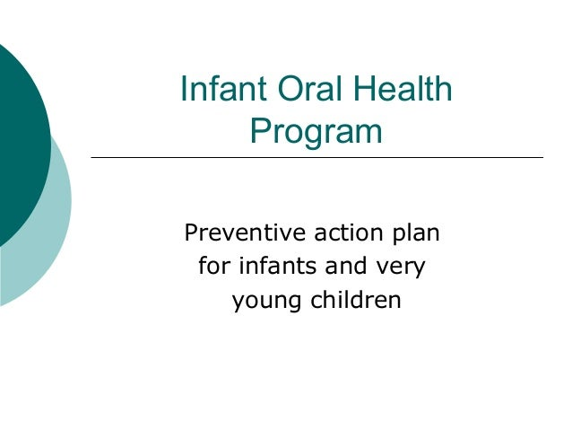 Oral Health Programs 108