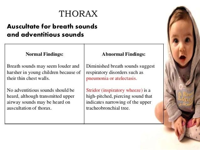 Infant Physical Assessment