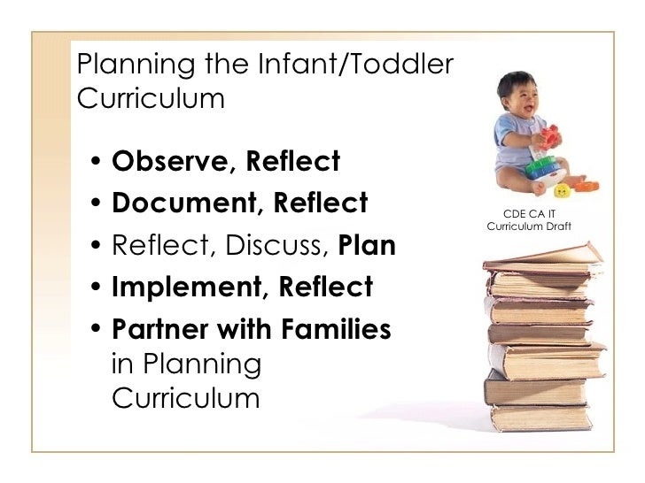 infant toddler curriculum Eec learning standards and curriculum guidelines  for educators and  program administrators in planning and evaluating curricula for infants and  toddlers.