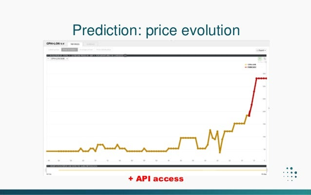 Airfare prediction using Machine Learning with Apache Spark on 1 bill…