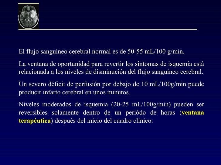 Infarto Cerebral Agudo Slide 3