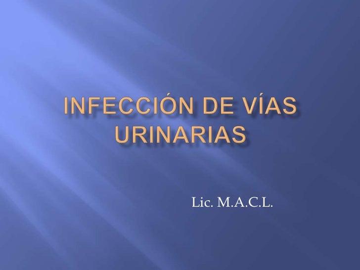 Lic. M.A.C.L.