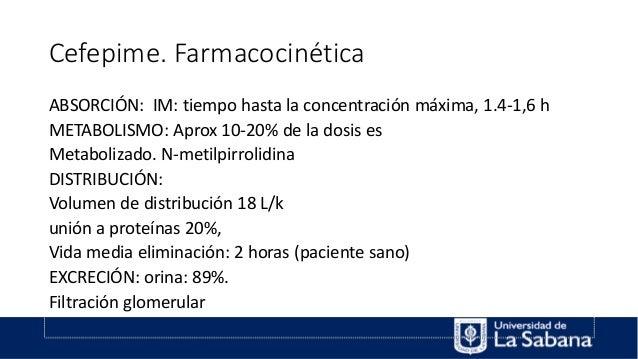 Infeccion de vias urinarias. Farmacologia clinica