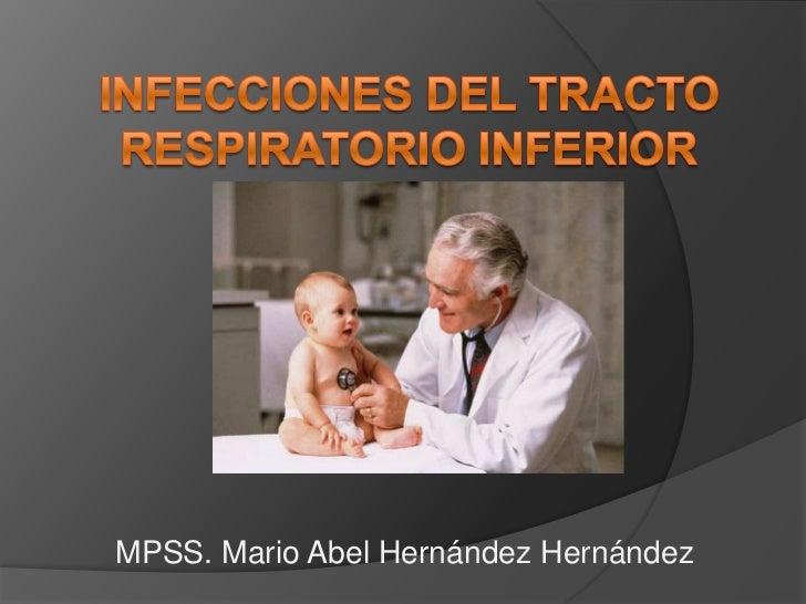 MPSS. Mario Abel Hernández Hernández