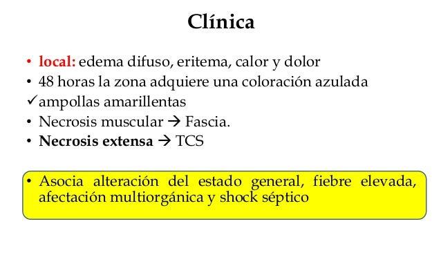 Infecciones bacterianas  de piel