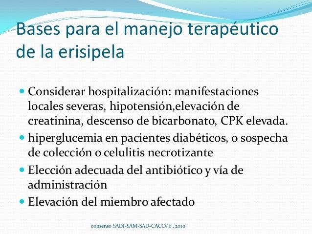 Medidas preventivas no farmacológicas  Reducción de peso en pacientes obesos (BII) •  Tratamiento físico del linfedema s...