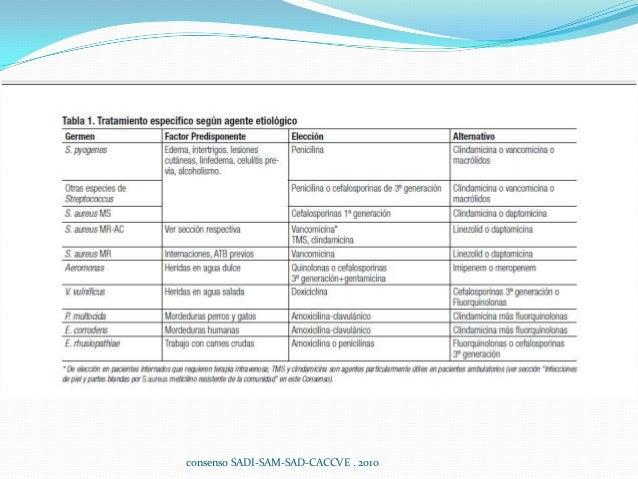 Infecciones de piel y partes blandas,ERISIPELA Y CELULITIS.