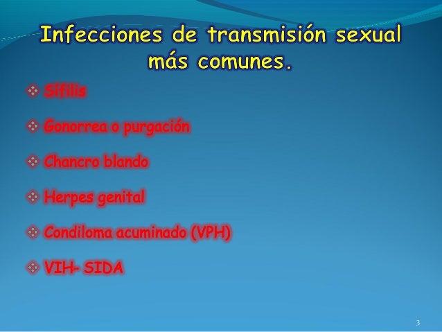 Infecciones de transmisión sexual Slide 3