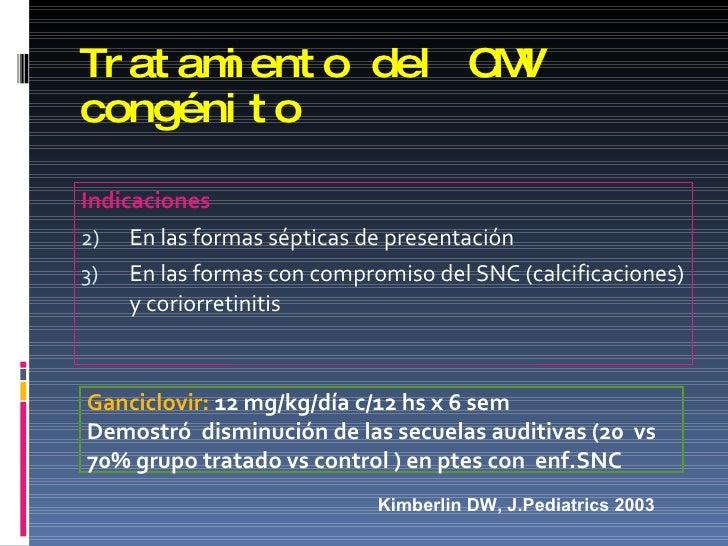 <ul><li>Indicaciones </li></ul><ul><li>En las formas sépticas de presentación </li></ul><ul><li>En las formas con compromi...