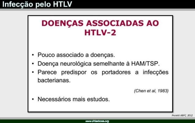 Infecção HTLV 2017