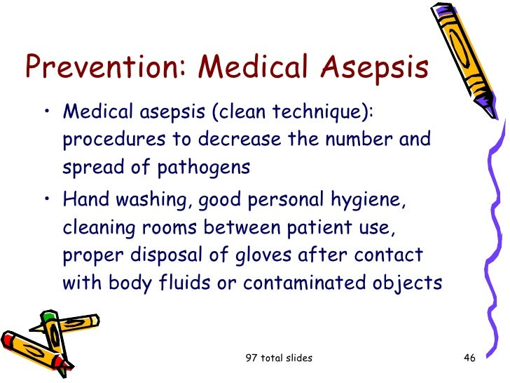 hand asepsis essay Need essay sample on aseptic technique the hand scrub is part of the clean techniques that serve to reduce the presence of infectious agents.