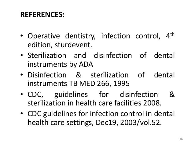 infection control in dental care essay Long-term care office design professional networking risk management team building representative infection control issues and concerns 01 march 2010 written by john a molinari dental laboratory asepsis 01 january 2005 written by charles john palenik, ms.