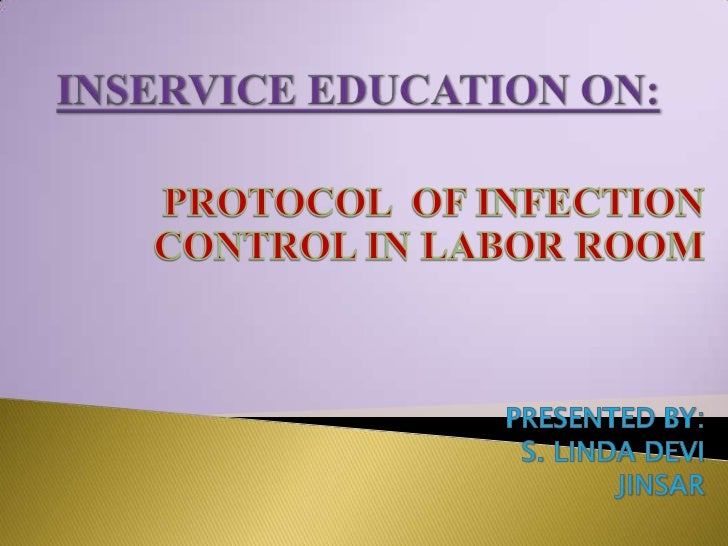    Infection – The entry and development of disease    producing agent in the body.   Infection control – Infection cont...