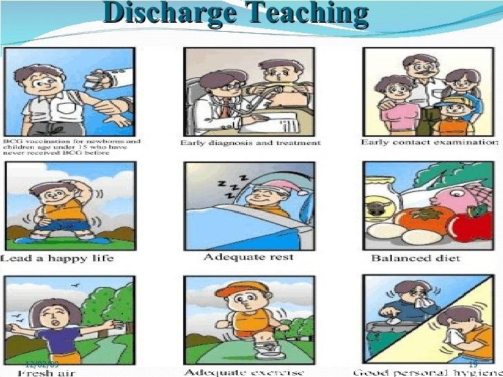 Discharge Teaching  06/07/09