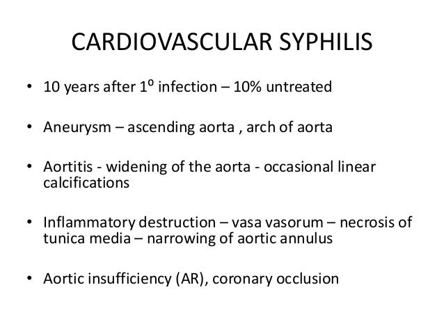 Infectious diseases - Typhoid, Syphilis