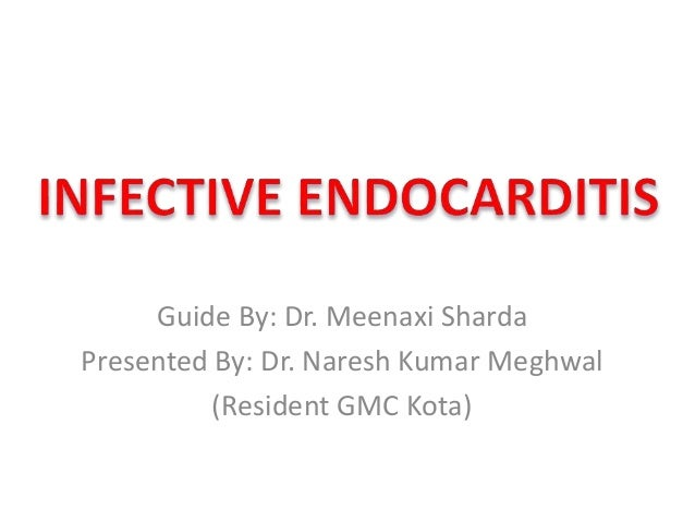 Guide By: Dr. Meenaxi Sharda Presented By: Dr. Naresh Kumar Meghwal (Resident GMC Kota)