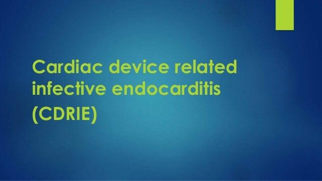 prosthetic valve endocarditis treatment guidelines