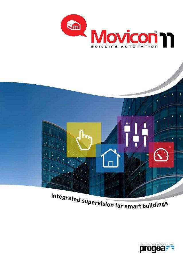 Integrat ed sup ervision for  smart buildings
