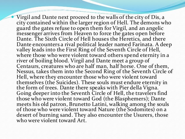 inferno dante alighieri and rival political Dante alighieri was born in 1265 in florence, italy, to a family of moderate wealth that had a history of involvement in the complex florentine political scene around 1285, dante married a woman chosen for him by his family, although he remained in love with another woman—beatrice, whose true historical identity remains a mystery—and.