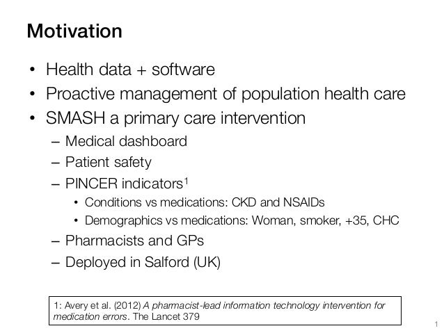 Inferring visual behaviour from user interaction data on a medical dashboard Slide 2