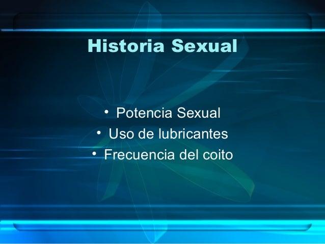 revisión Español coito