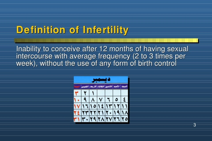 Infertility Slide 3