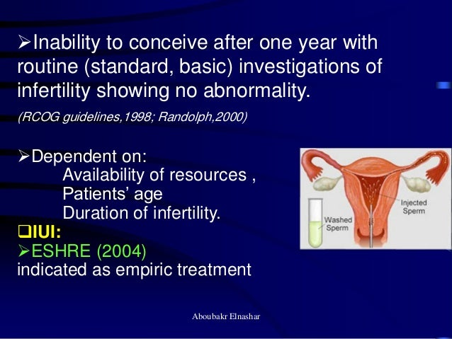 nice guidelines uterine hyperstimulation management
