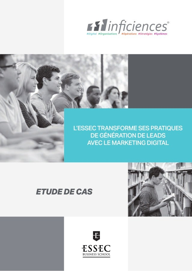 Inficiences - ESSEC - Case Study
