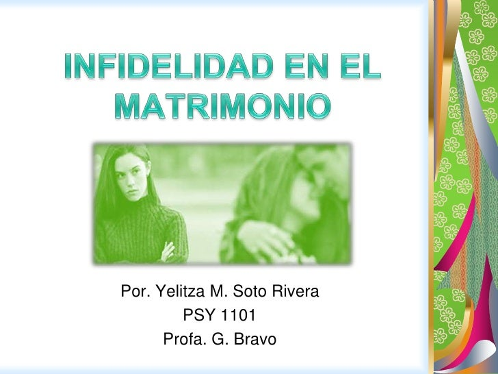 Infidelidad Matrimonio Biblia : Infidelidad en el matrimonio