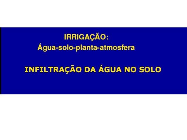 Infiltraçao1